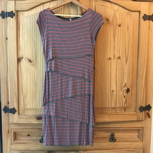 Like New Bailey 44 for Anthropology T-shirt Dress